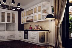 1010Kitchen «Kanzas» country style